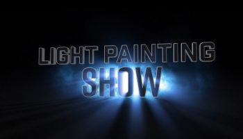 Light Painting Show logo